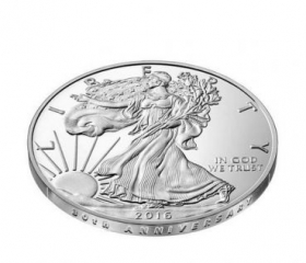 American Eagle PP - 31,10 g - 1 oz Silber