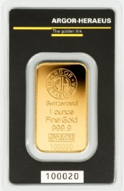 Investmentpaket 4 x Gemischte Sets - 1 oz Gold