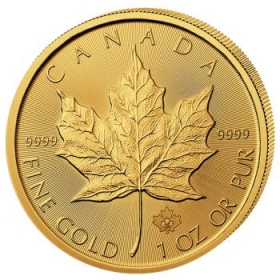 Maple Leaf - 31,10 g - 1 oz Gold