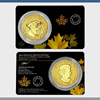 Call of the Wild - 31,10 g - 1 oz Gold