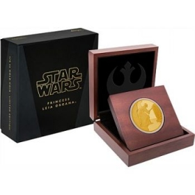 Star Wars PP - 7,78 g - 1/4 oz Gold