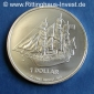 Cook Islands - 31,10 g - 1 oz