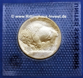 American Buffalo - 31,10 g - 1 oz Gold