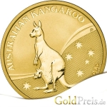 Kangaroo Goldmünze 1 oz