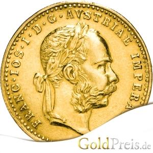 Dukaten Gold