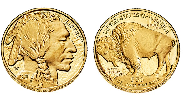 American Buffalo Gold Proof 2014