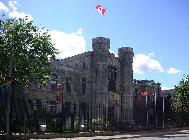 Gebäude der Royal Canadian Mint in Ottawa