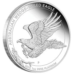 Wedge-tailed Eagle Platinmünze 1 oz