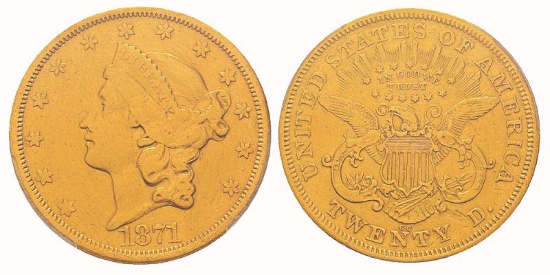 Auktion Rare Historische Goldmünzen Im Fokus