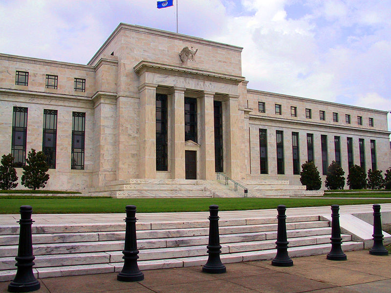 Hauptsitz der Federal Reserve in Washington, D.C.