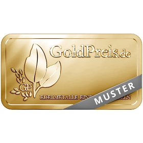 Kinebar Goldbarren - 2 g Gold